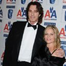Rick Springfield and Barbara Porter