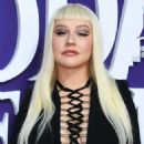 Christina Aguilera – The Addams Family premiere in Los Angeles