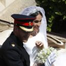 Prince Harry Marries Ms. Meghan Markle - Procession - 400 x 600
