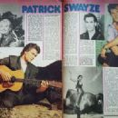Patrick Swayze - Ekran Magazine Pictorial [Poland] (29 March 1990) - 454 x 329