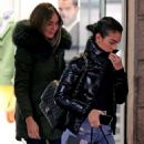 Georgina Rodriguez – Shopping in Milan - 454 x 681