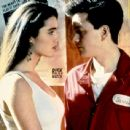 Jennifer Connelly and Frank Whaley