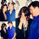 Stana Katic and Nathan Fillion - 454 x 499