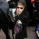 Avril Lavigne - Arriving at the Hotel in London, 13.02.2011.