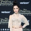 Jenna Ortega – 'Pirates Of The Caribbean: Dead Men Tell No Tales' Premiere in Hollywood - 454 x 640