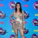 Emeraude Toubia- Teen Choice Awards 2017 - Arrivals - 407 x 600