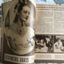 Bette Davis - Modern Screen Magazine Pictorial [United States] (April 1938) - 454 x 346