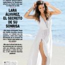 Lara Álvarez - Hola! Magazine Pictorial [Spain] (15 March 2017) - 454 x 619
