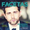 Fernando Noriega- Facetas Magazine December 2012