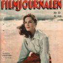 Viveca Lindfors, Filmjournalen no. 33, 1947