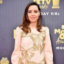 Aubrey Plaza – MTV Movie and TV Awards 2018 in Santa Monica - 454 x 681