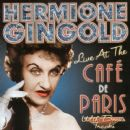 Hermione Gingold - Live at the Café de Paris