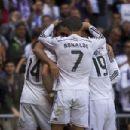 Real Madrid 3-0 Eibar: Cristiano Ronaldo ends free-kick goal drought as Javier Hernandez makes the most of rare start