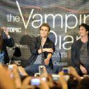 """The Vampire Diaries"" Hot Topic Tour"