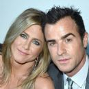 Jennifer Aniston and Justin Theroux - 454 x 733