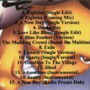 Rare Tracks 1984-88