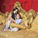 Ximena Duque and Cristian- LifeStyle Miami magazin Photoshoot - 454 x 306