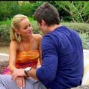 Emily Maynard Johnson and Arie Luyendyk Jr.