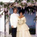 Elizabeth Taylor and Larry Fortensky - 454 x 581