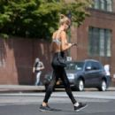 Daphne Groeneveld – Leaves the gym in New York - 454 x 303