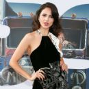 Eiza Gonzalez – 'Fast & Furious Presents: Hobbs & Shaw' Premiere in Hollywood - 454 x 611