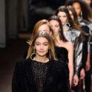 Gigi Hadid – Isabel Marant Show Runway 2018 in Paris