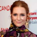 Darby Stanchfield – The Actors Fund's 'Scandal' Finale Live Stage Reading in Hollywood - 454 x 637