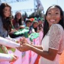 Sydney Park 2014 Nickelodeon Kids Choice Sports Awards In La
