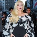Lady Gaga Style Out and About In Manhattan