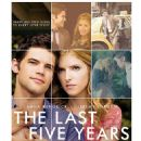 The Last Five Years (2014) - 454 x 674