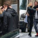 Annabelle Wallis and Chris Martin - 454 x 329