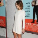 Ashley Greene Wish I Was Here Ny Screening