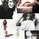 Kelly Brook - Glamour Magazine Pictorial [United Kingdom] (February 2012)