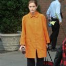 Zoey Deutch and her boyfriend Dylan Hayes – Leaving Bowery Hotel in New York