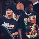 Kylie Jenner and Travis Scott (rapper)