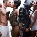 Dawn Richard and Qwanell Mosley - 454 x 329