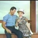 Clint Walker & Lucille Ball - 454 x 340