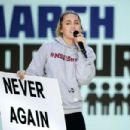 Miley Cyrus – 'March For Our Lives' in Washington
