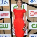 Arielle Kebbel attends the CW, CBS And Showtime 2013 Summer TCA Party on July 29, 2013 in Los Angeles, California