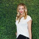 American actress Katie Cassidy attends Rag & Bone Personal Appearance And Cocktail Party at Nordstrom Pacific Centre on October 29, 2015 in Vancouver, Canada