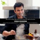Vikas Khanna - Upper Crust Magazine Pictorial [India] (October 2012) - 454 x 559