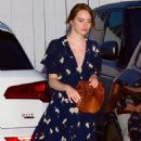Emma Stone – Out and about in Santa Monica