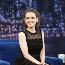 Winona Ryder At The Late Night with Jimmy Fallon (April 2013) - 454 x 681