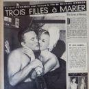 Kirk Douglas - Cine Tele Revue Magazine Pictorial [France] (8 August 1963) - 454 x 609