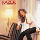Rosa Blasi - Razor Magazine Photoshoot