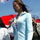 Jenni at the F1 Paddock - 435 x 651