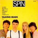 Tina Weymouth, David Byrne, Chris Frantz, Jerry Harrison - Spin Magazine Cover [United States] (June 1985)