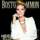 Heidi Klum Boston Common Magazine 2014