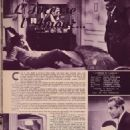Something to Live For - Amor Film Magazine Pictorial [France] (15 June 1953)