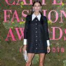 Bianca Balti – Green Carpet Fashion Awards 2018 in Milan
